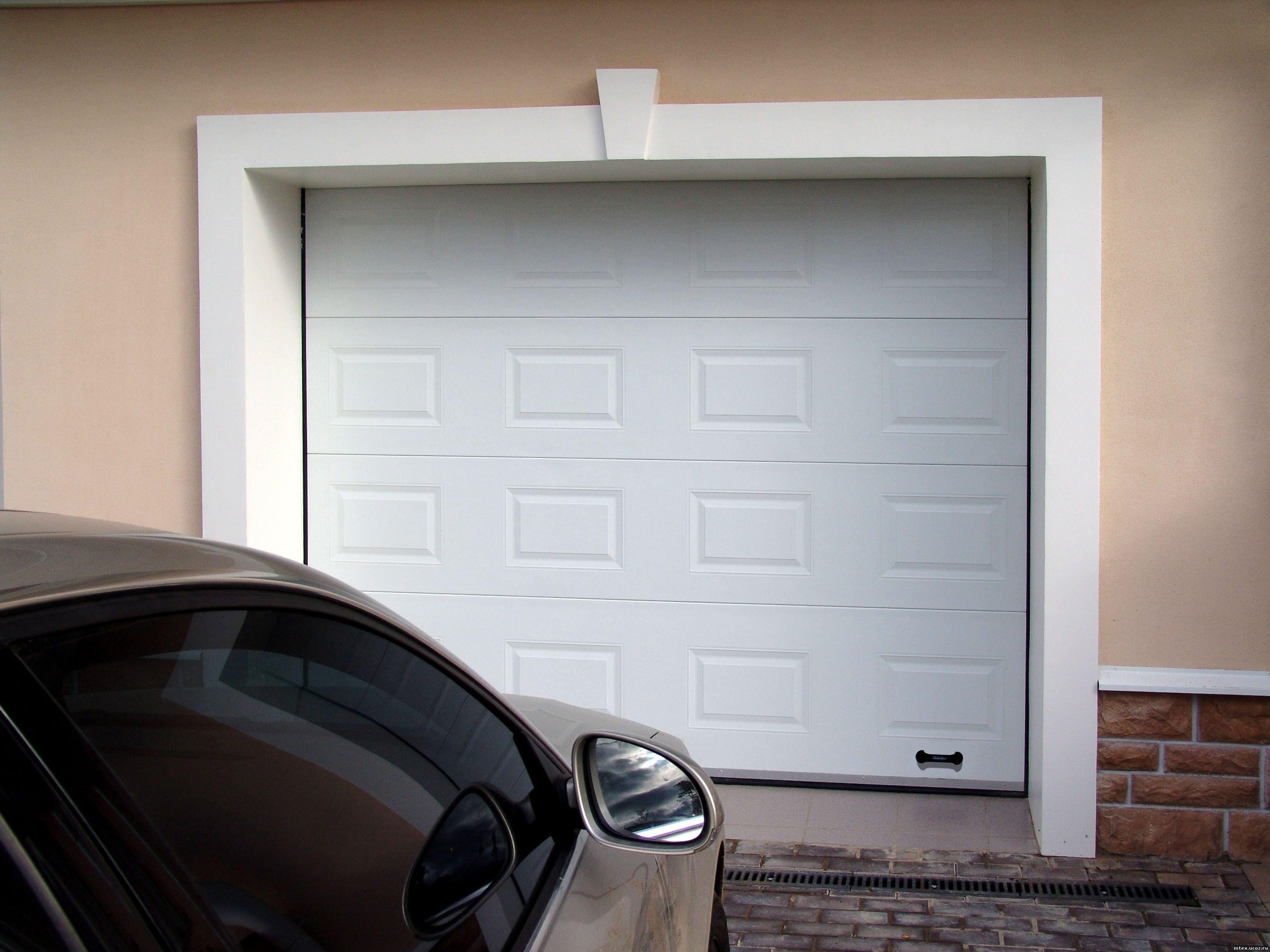 Remplacement daposun ressort de torsion cass sur une porte de garage